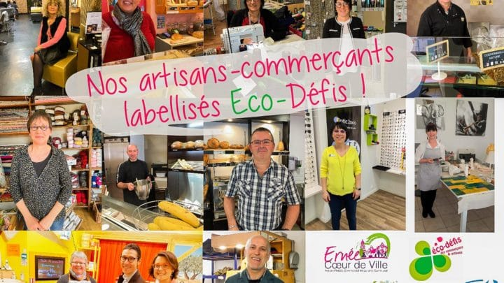 Ensemble pour un relever un défi Eco-consommateurs !