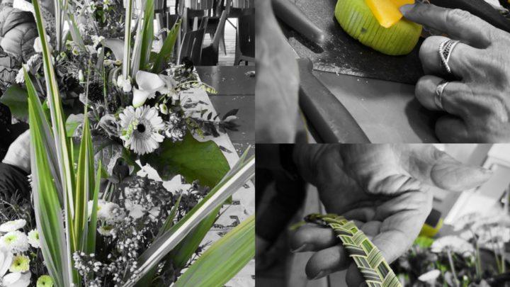 Atelier-cours art floral découverte