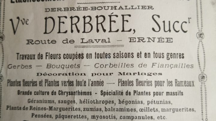 Historique Du magasin